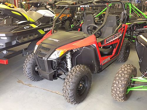 2016 ARCTIC Cat Wildcat Trail TW13 only 8999
