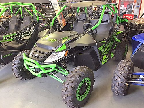 2016 ARCTIC Cat Wildcat X Limited TW39 1000X black was 19999 - now oly 15999