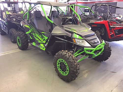 2016 ARCTIC Cat Wildcat X Limited TW19 1000X green was 19999 - now only 15999