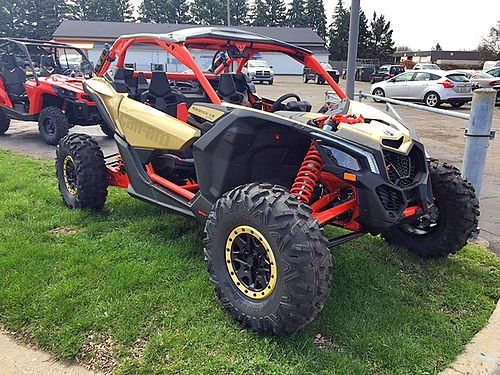 2017 CAN Am Maverick X3 XRS 72 inches whide 27999