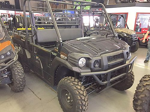 2016 KAWASAKI Mule Pro-DX EPS KW13 diesel 4x4 was 13999 - now only 12599
