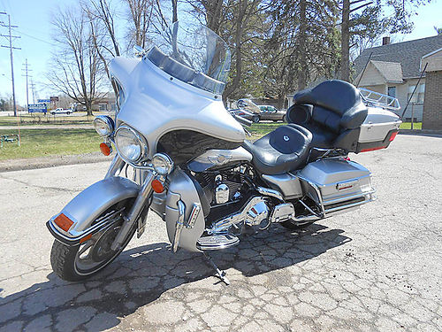 2003 HARLEY-DAVIDSON FLHTCUI Electra Glide beautiful bike anniversary edition 7999