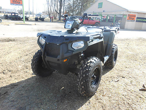 2014 POLARIS Sportsman 570 EFI nice condition electronic fuel injected 4699