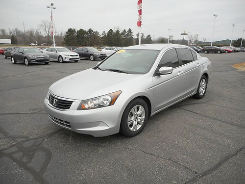 2010 HONDA Accord LX-P J101466 one owner great look 10741