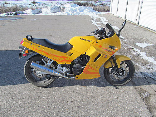 2006 KAWASAKI Ninja 250R KA9406 central motorsportscom call for details 1699