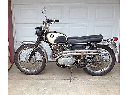 1965 HONDA CL77 305 Scrambler this 50 year old bike runs like a top fun all around town and down t