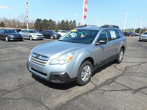 2013 SUBARU Outlook 25i J101460 well equipped 14691