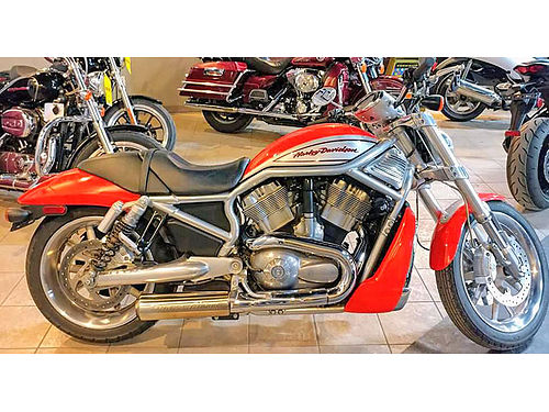 2006 HARLEY-DAVIDSON Street Rod liquid cooled V-twin a sleek fast machine ask for James or Cody