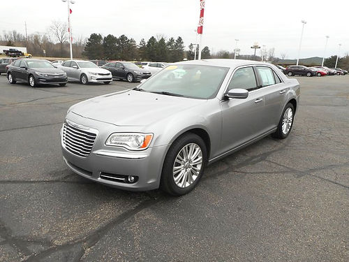2014 CHRYSLER 300 J101467 leather AWD heated seats 19342
