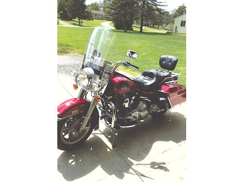 1988 HARLEY Road King FLHA 80cc runs great 50000 6500FIRM 655 Victoria Shore Drive Laingsbu