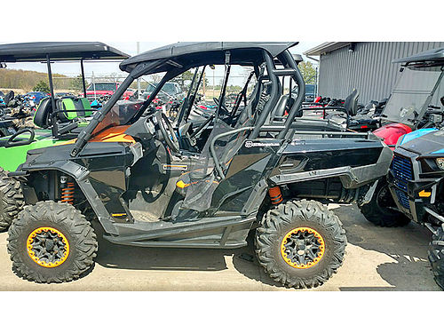2015 CAN AM Commander 1000XTP runs well only 11895