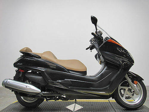 2012 YAMAHA Majesty 400 U3169 scooter Boss speaker system with amplifier only 3189 miles 2999