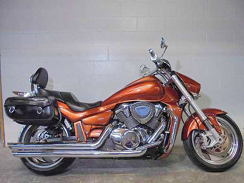 2006 SUZUKI Boulevard M109 U2908 1800cc custom copper paint only 6755 miles 6499 Email leads