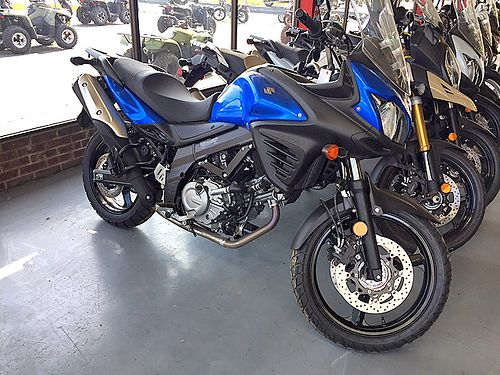 NEW SUZUKI V-Strom 650 new truckload sale 3 to choose from was 8549 now 5499