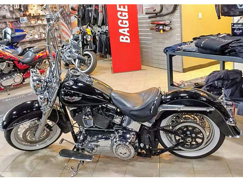 2010 HARLEY-DAVIDSON Softail Deluxe loaded to the max pure nostalgic beauty ask for James or Cody