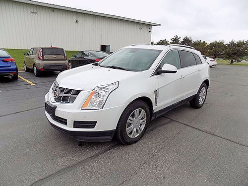 2011 CADILLAC SRX J101497 30L V6 all the bells  whistles must see 14754