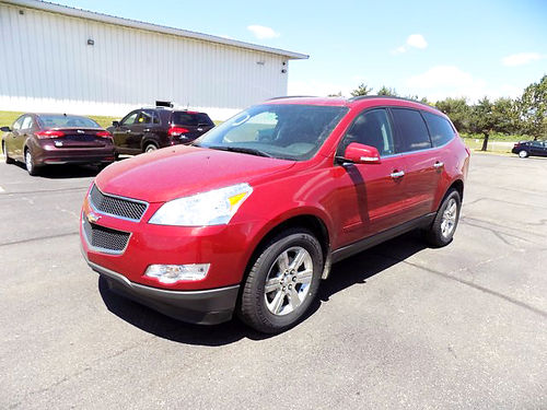 2012 CHEVY Traverse LT J101505 one owner 36L V6 priced to sell 13841