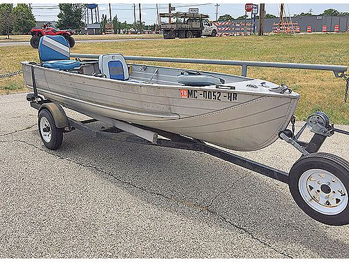 FISHING Boat with trailer 6 HP Mercury fish finder wwwcentral motorsportscom 1500