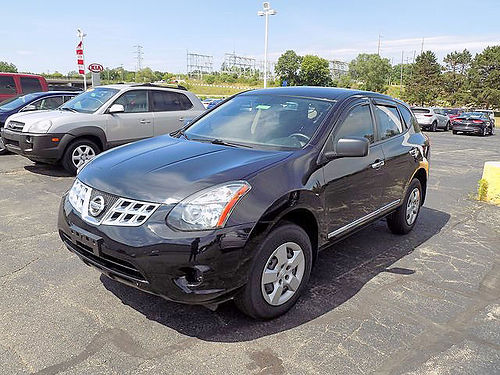 2014 NISSAN Rogue Select J101513 one owner only 22969 miles well equipped 16126