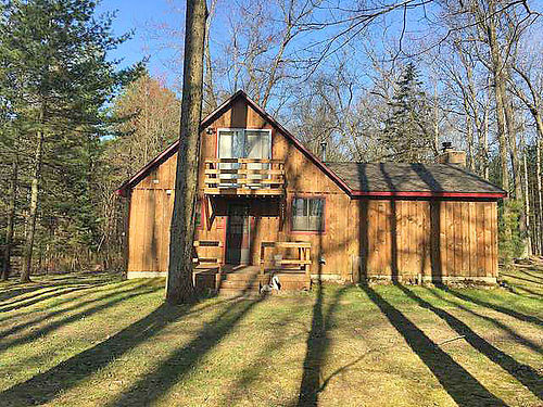 4648 HARRISON Street - For Sale 3 bedroom 2 bath chalet style home 100x100 lot with private road