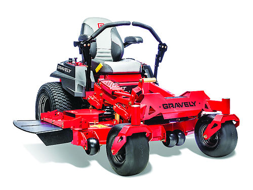 GRAVELY ZT-HD-60 Zero Turn 991156 26hp Kohler high back seat foot assist deck lift 60 heavy d