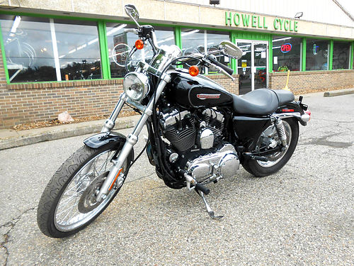 2009 HARLEY-DAVIDSON Sportster 1200 Custom low miles ready to ride 3899