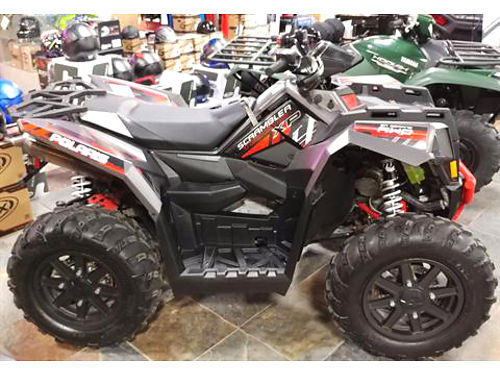 2016 POLARIS Scrambler XP 1000 89hp AWD must see this one ask for James or Cody 9788