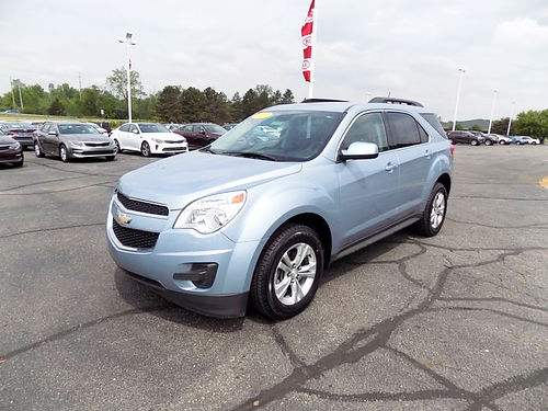 2014 CHEVY Equinox LT J101494 one owner room for everyone 13544