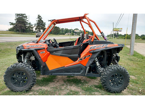 2015 POLARIS RZR1000 XP roof windshield great shape for only 15295
