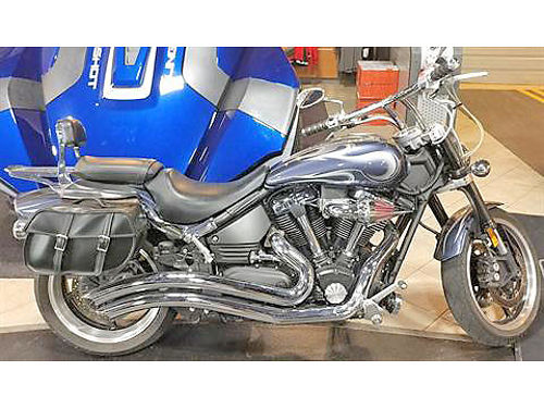 2007 YAMAHA Warrior 1700 must see the paint on this one real nice muscle cruiser 3988 ask for J