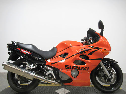 2003 SUZUKI GSX600 sound cool with this Yoshimura exhaust 2400 Email leadsdp360crmcom or call