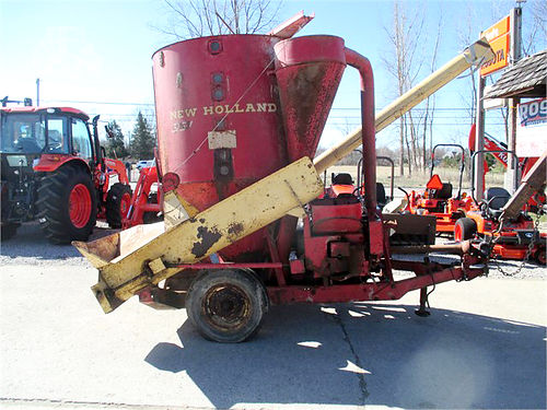 NEW Holland 351 5503 feed grinder 4000 lbs capacity extra screens 1750