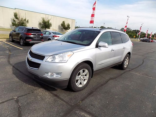 2009 CHEVY Traverse J101543 36L V6 ust see 12480