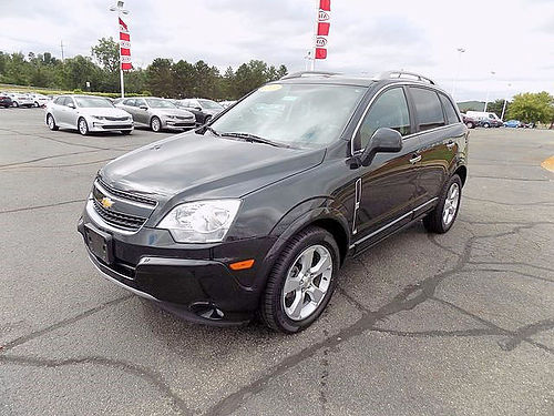 2014 CHEVY Captiva LT J101544 sunroof all the bells and whistles 14645