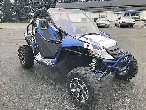 2014 ARCTIC Cat Wildcat 1000X used great condition just serviced only 10999