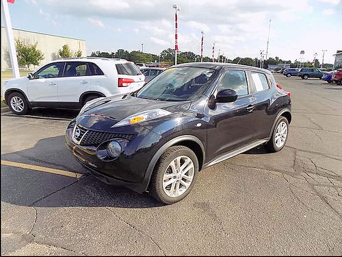 2013 NISSAN Juke S J101573 one owner well equipped clean 10629