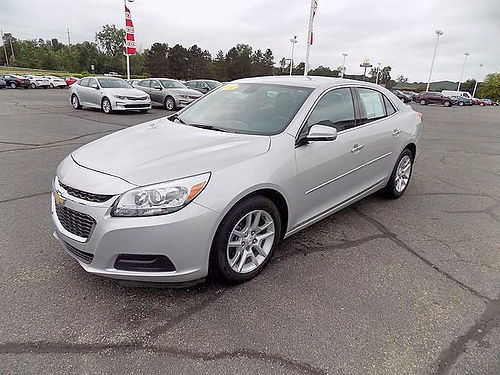 2014 CHEVY Malibu LT J101552 one owner only 24072 miles 14779