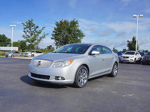 2011 BUICK Lacrosse CXL 198741A FWD 36L V6 well equipped 11995