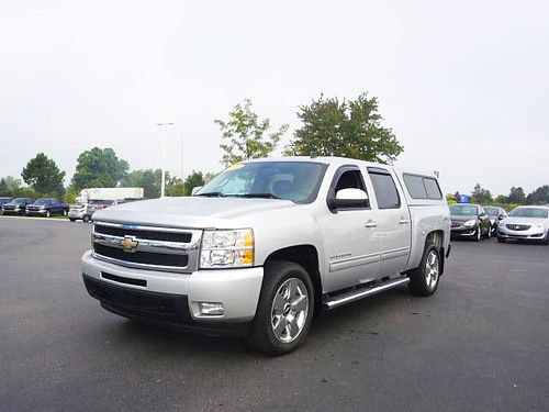 2010 CHEVY Silverado 1500 LTZ P1826A 4WD 53L 8 cylinder well equipped 18995