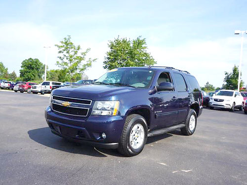 2009 CHEVY Tahoe 2LT 314394A 4WD 53L 8 cylinder well equipped 17995