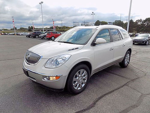 2012 BUICK Enclave Premium J101588 luxury package all the bells and whistles 17389