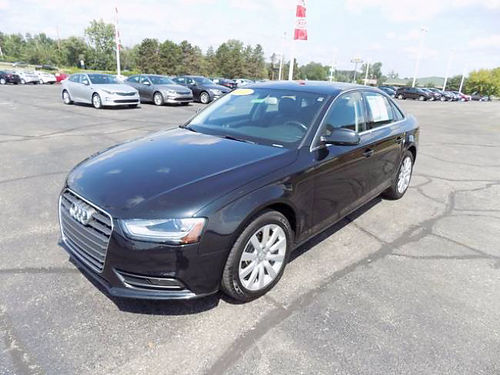 2013 AUDI A4 Premium J101563 leather all the bells and whistles 17488