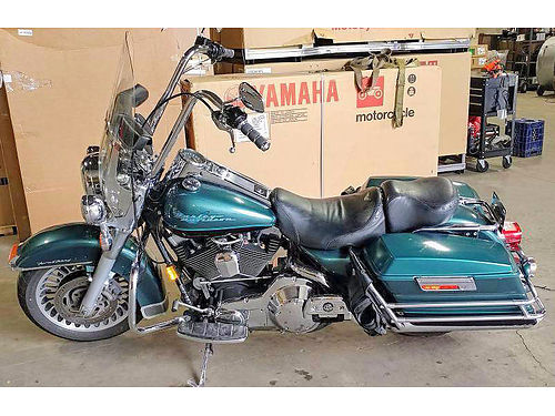 2000 HARLEY-DAVIDSON Road King nice looking bike ask for James or Cody 4788