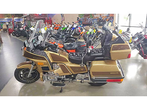 1985 HONDA Goldwing 1200 rare LTD edition pristine collector condition call for details ask for
