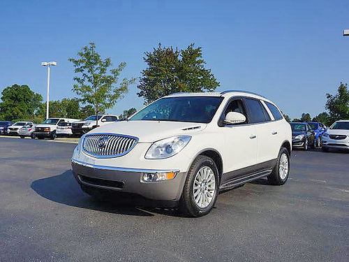 2011 BUICK Enclave CXL 67008A FWD only 43582 miles 36L V6 15995