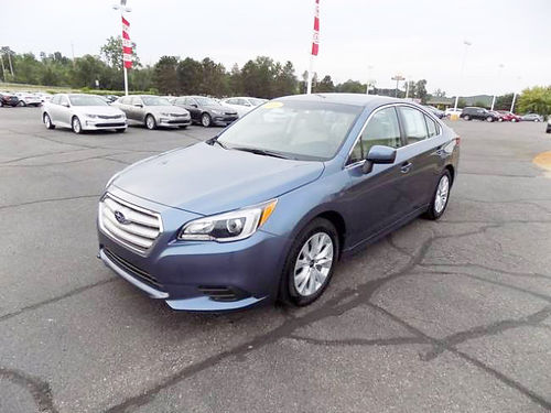 2016 SUBARU Legacy 25i J101566 one owner all the bells and whistles 19196