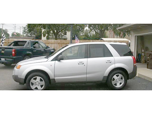 2004 SATURN Vue AWD only 4994
