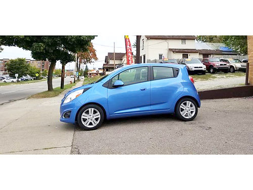 2014 CHEVY Spark 1LT only 7995