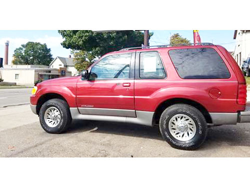 2001 FORD Explorer Sport 4x4 only 3450