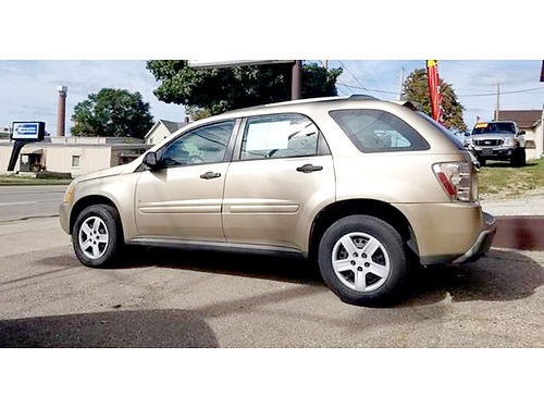 2006 CHEVY Equinox 4x4 only 4495